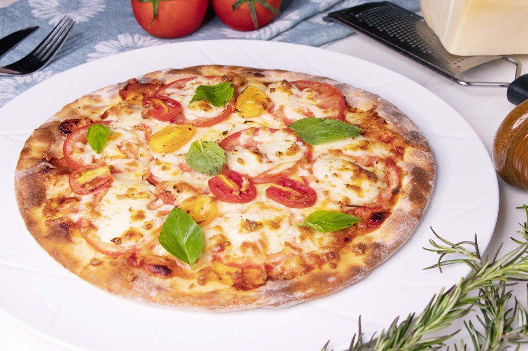 瑪格麗特披薩。業者/提供