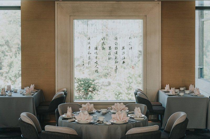 雲品溫泉的Ken Can餐廳空間。 業者/提供
