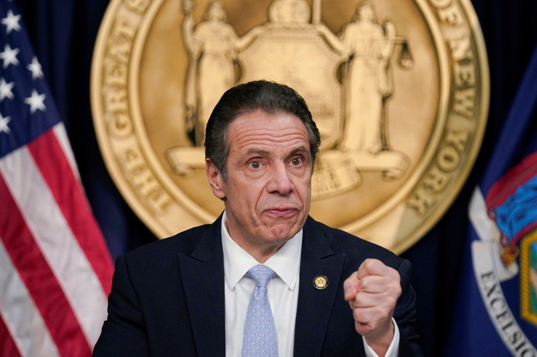 在一項調查發現紐約州州長古莫郭謨性騷擾多達11名女性之後,引發美國政界一片譁然,...