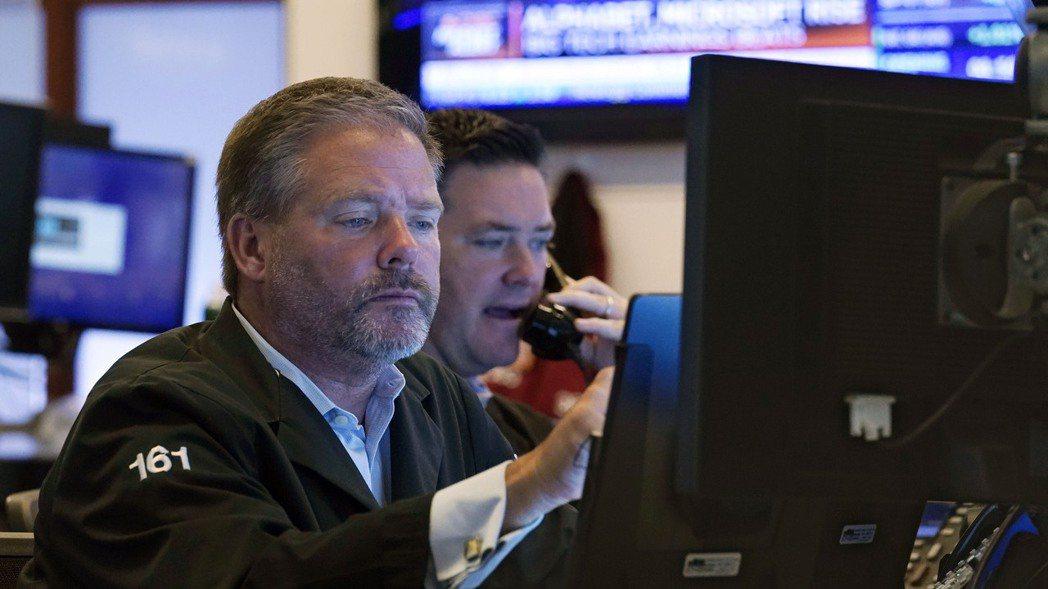 分析師指出,美股依然強韌。圖/美聯社