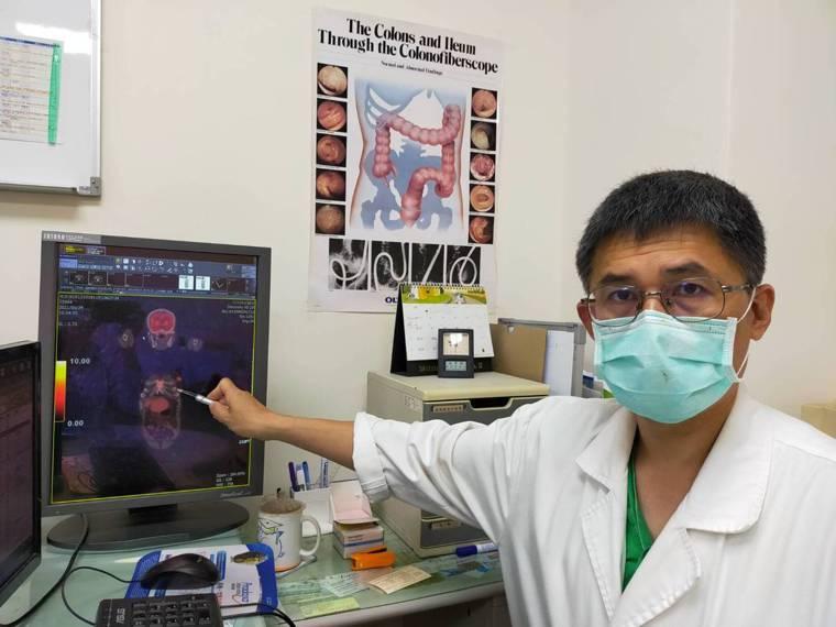 鄭智元醫師提醒民眾,防癌需從預防及篩檢做起。圖/衛福部苗栗醫院提供
