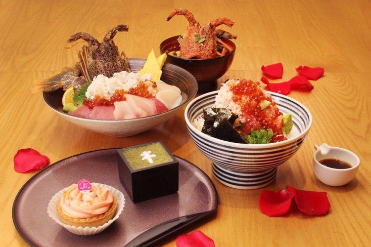 伴とも-雙人套餐內用組合,每套原價2,238元,優惠價1,999元。圖/日本橋海...