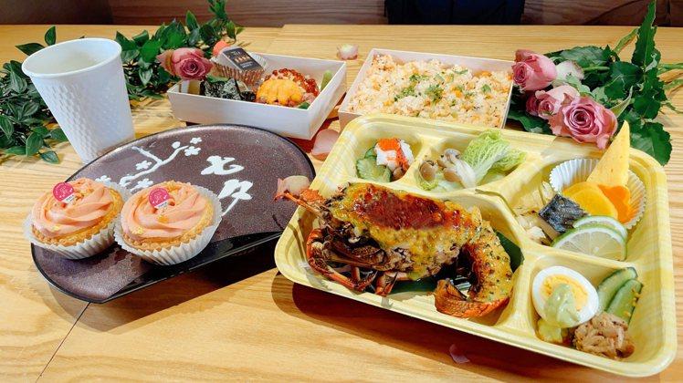伴とも-雙人套餐外帶組合,每套原價1,826元,自取優惠價1,499元。圖/日本...