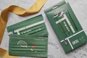 全台限量2萬盒!東奧羽球奪金話題夯 萊爾富開賣「台灣好棒羽球醫療口罩」