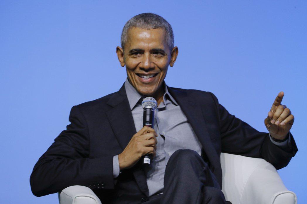 美國前總統歐巴馬60大壽宴席規模大縮水。美聯社