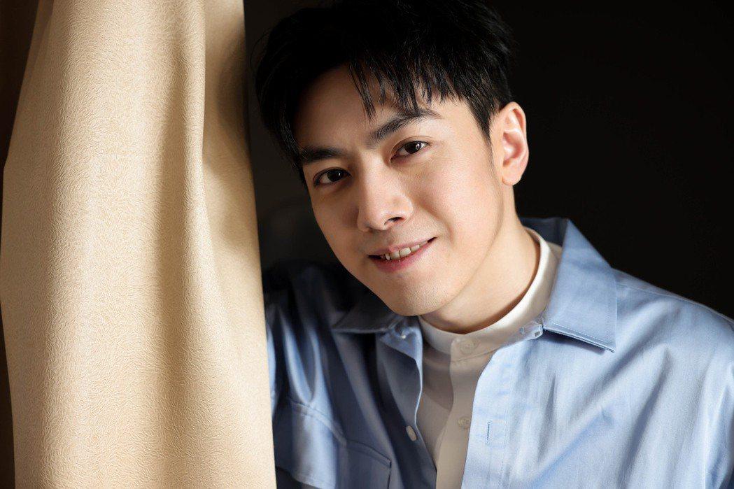 李友廷入圍本屆金曲獎最佳新人獎與最佳MV兩項大獎。記者李政龍/攝影