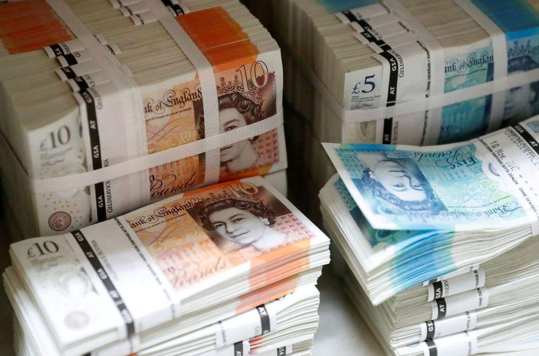 初步估計顯示,動用英國474億英鎊新冠紓困貸款的中小企業中,約5%至10%未如期...