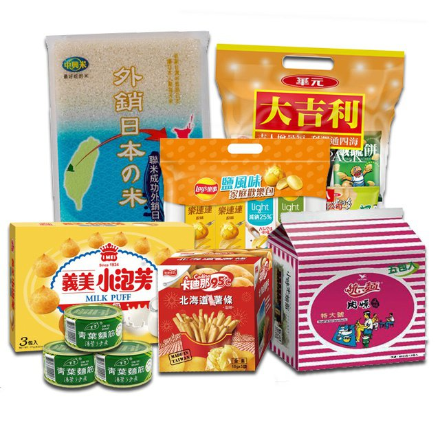 中元小資超值拜拜箱,PChome 24h購物即日起至9月7日特價499元。圖/P...