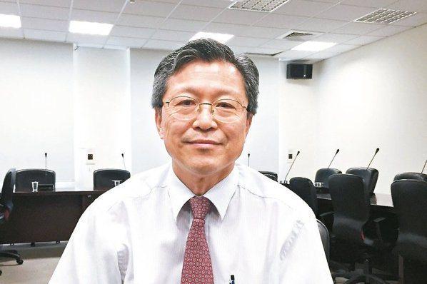 宏捷科董事長祁幼銘(本報系資料庫)