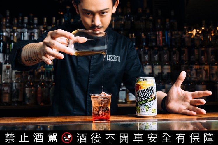 獲得亞洲50大酒吧榮耀的ROOM by Le Kief主理人Seven。圖/台灣...