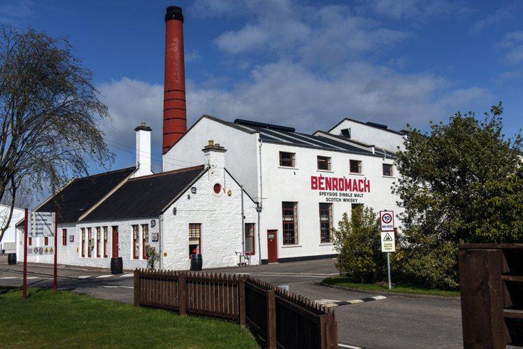 百樂門酒廠位於蘇格蘭斯佩賽產區。圖/廷漢提供。提醒您:禁止酒駕 飲酒過量有礙健康...
