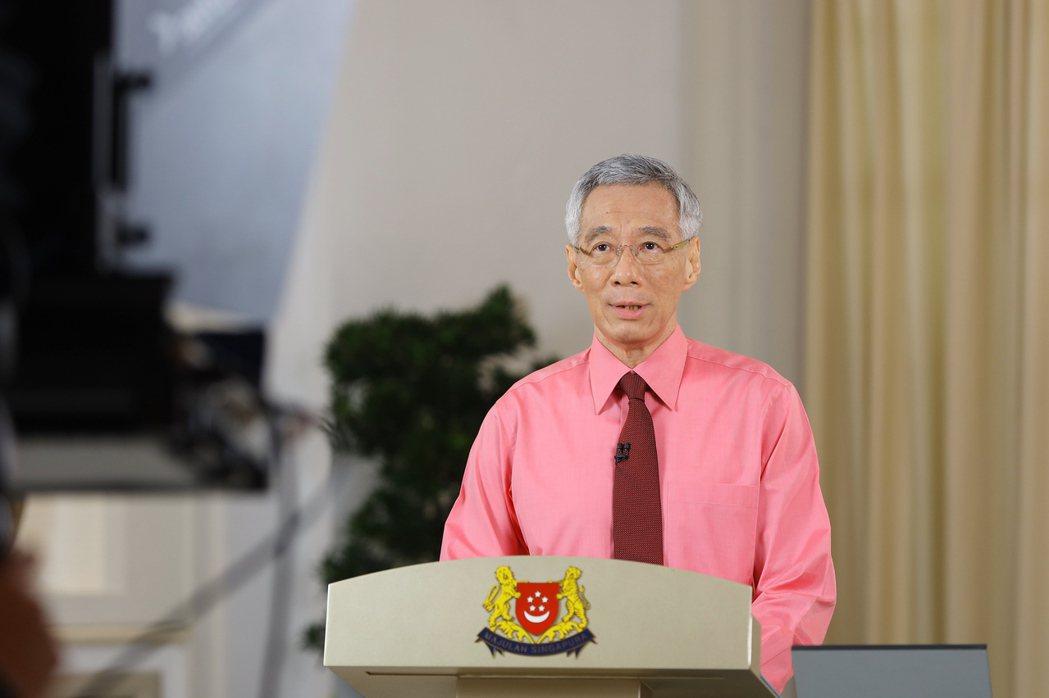 新加坡總理李顯龍(本報系資料庫)