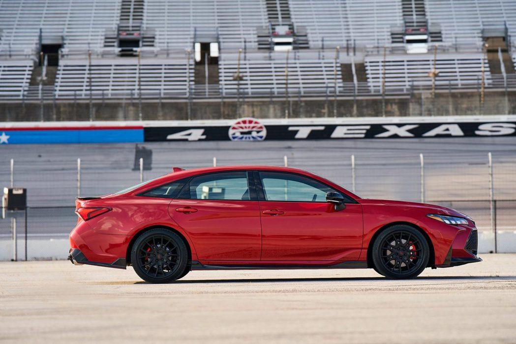 大型房車Toyota Avalon將告別美國市場。 摘自Toyota