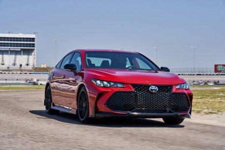 又有大型房車要告別了 Toyota Avalon將停產退出美國市場!