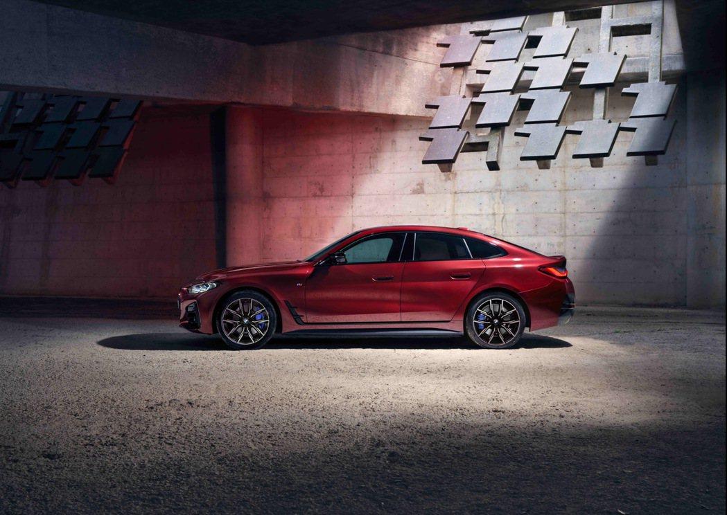 承襲雙門跑車的運動風格,兼具駕馭感受與日常實用性,全新BMW 4系列Gran C...