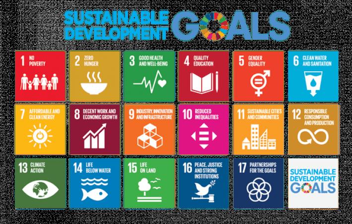 唐鳳建議,想實踐永續者可以從認識 SDGs 開始。來源:Sustainable ...