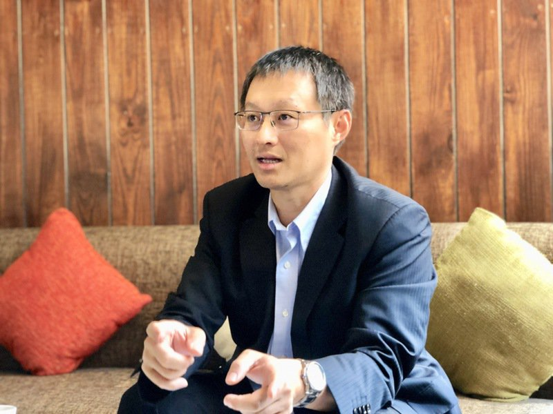 群聯董事長潘健成。群聯/提供