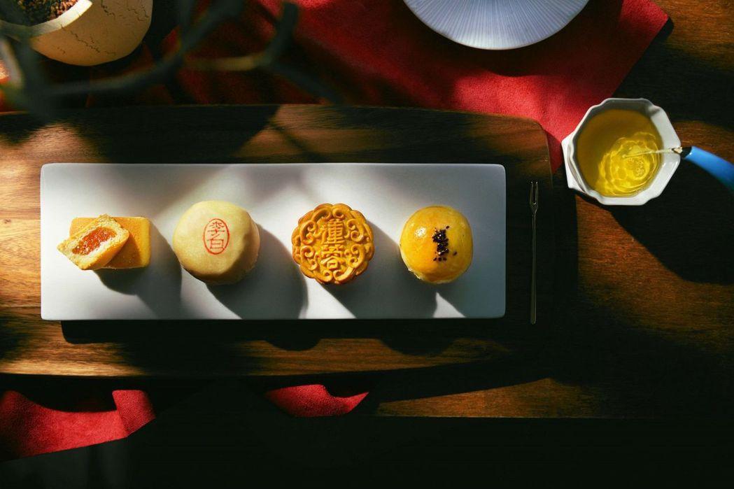 透過舊振南的漢餅的溫度,傳遞最誠摯的圓滿情意,分享美好幸福光景。 舊振南/提供