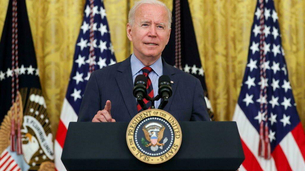 美國總統拜登資料圖片 © 路透社圖片