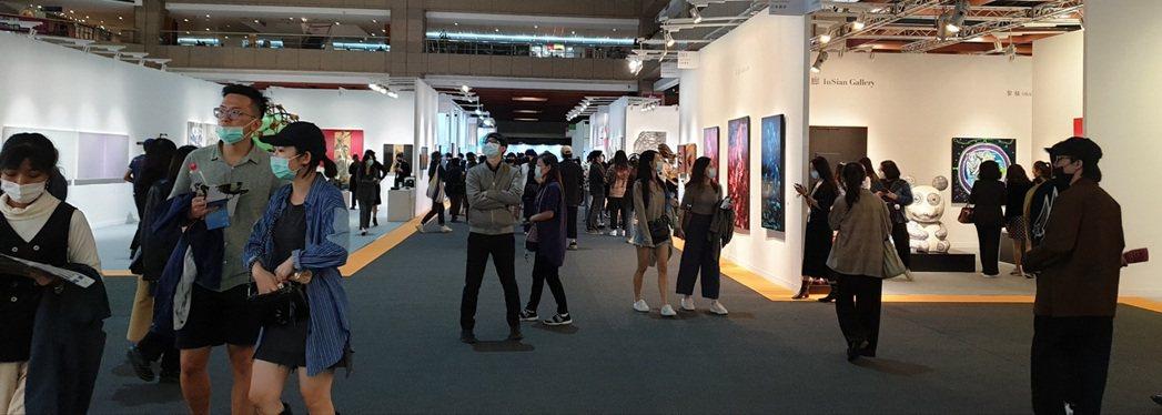 藝FUN券並不適用於視覺藝術產業。記者陳宛茜/攝影