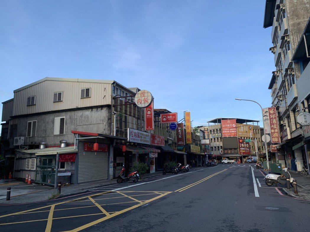 今天清晨5點50分地牛翻身,宜蘭市明顯感到搖晃。記者林佳彣/攝影