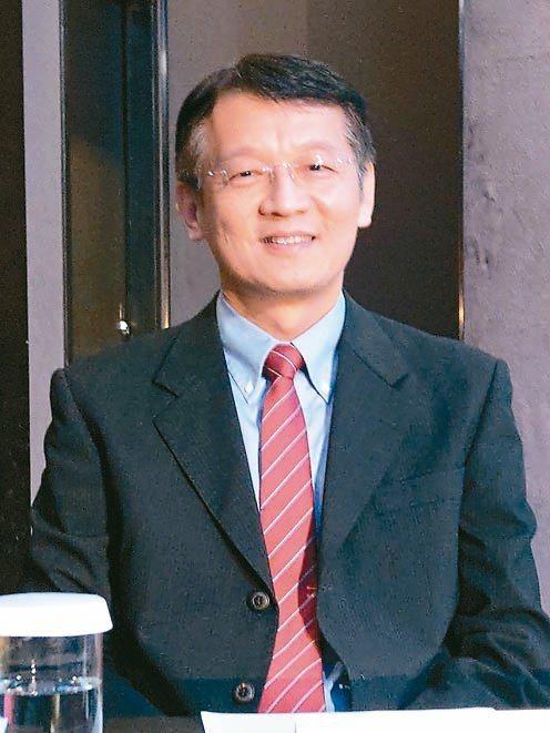 新唐總經理戴尚義。報系資料照