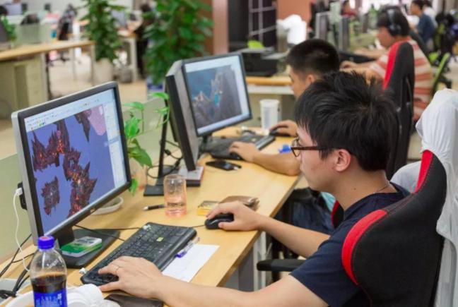 大陸《證券時報》指,在稅收上遊戲行業應該向傳統行業適度看齊。照片/百度圖庫