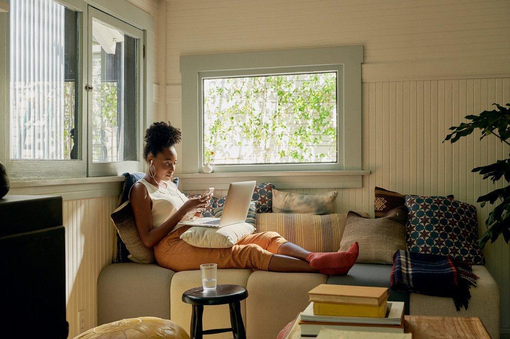 數位原住民救星!Airbnb 推出房源 WiFi 網速測試功能。  圖/ Air...
