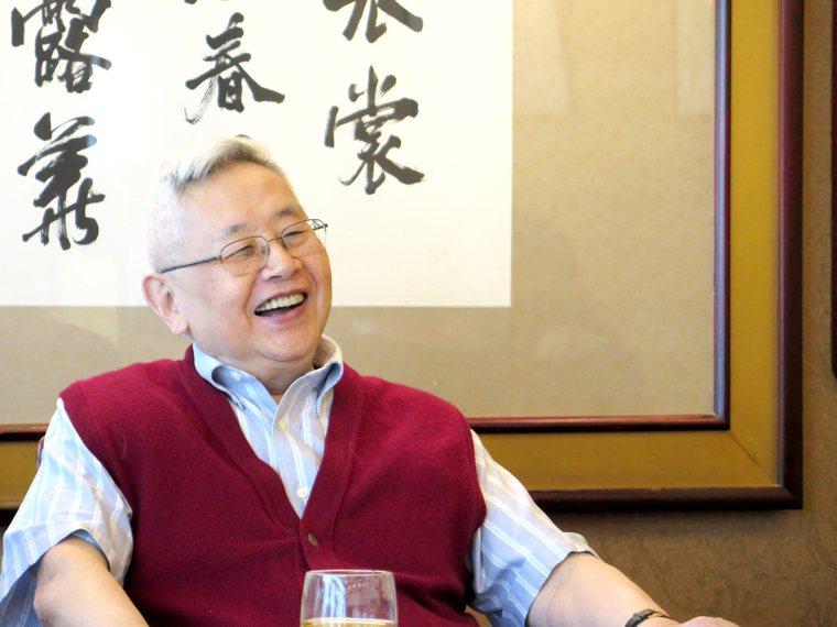 一代史學泰斗、中央研究院院士余英時8月1日辭世,享壽91歲。圖/本報資料照片