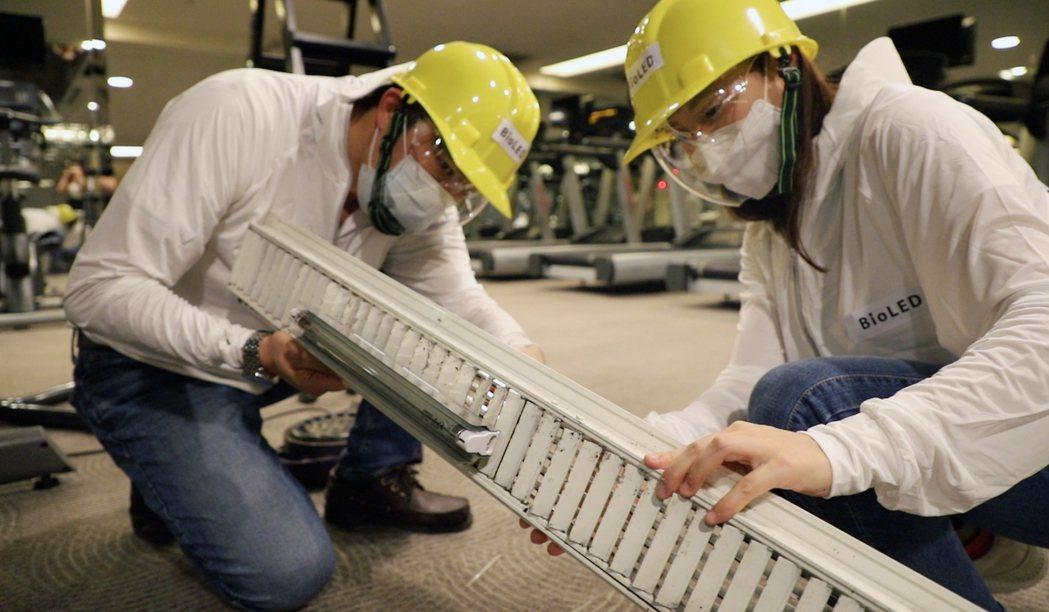晶華酒店與華興集團合作,打造最高規格的防疫規格。業者提供