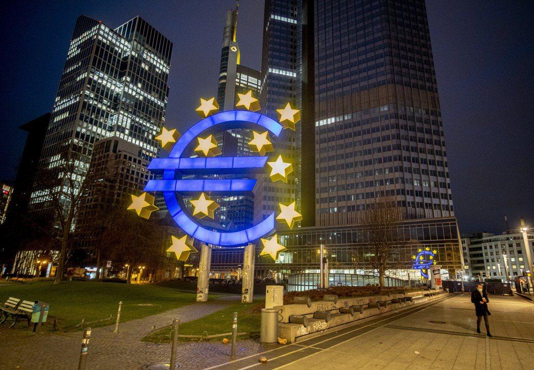 歐元區公債殖利率近幾周不斷走低。  美聯社