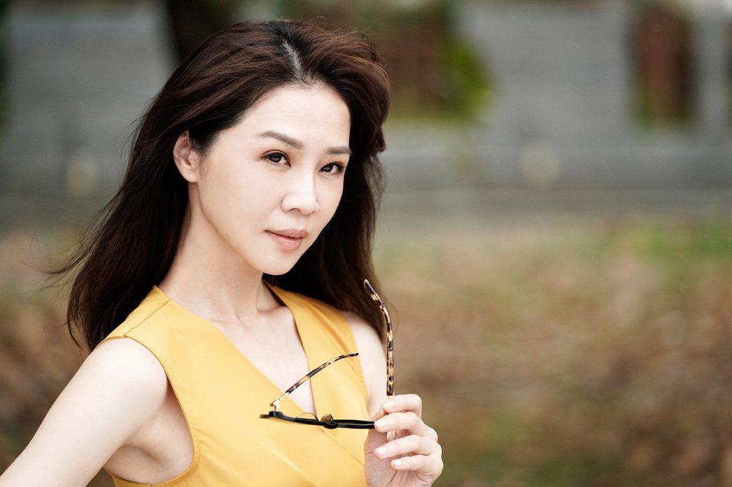 謝盈萱主演「俗女養成記2」嘉玲回來了。圖/華視、CATCHPLAY提供