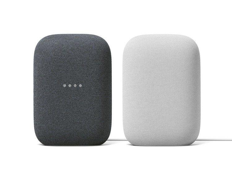 Nest Audio智慧音箱父親節特價2,780元。圖/Google提供