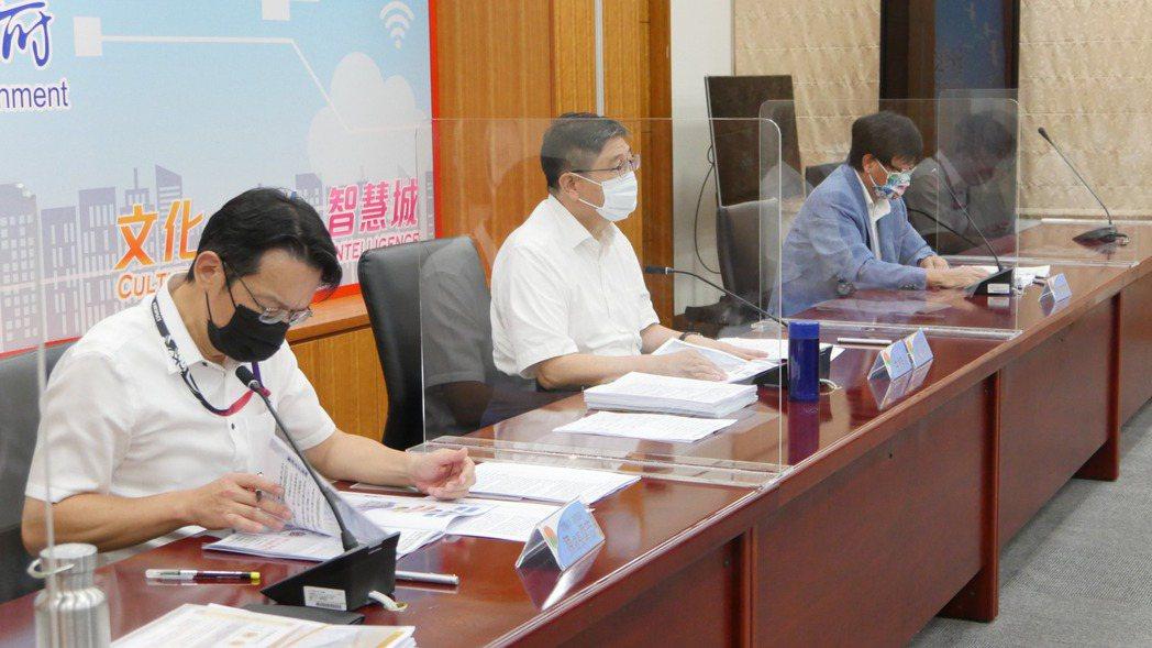 新竹縣政府昨(5)日召開都市計畫委員會議,通過攸關台積電2奈米廠用地取得的「新竹...