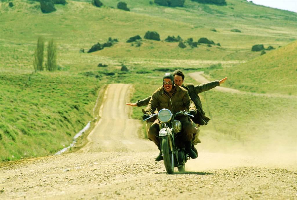 「革命前夕的摩托車日記」。圖/海鵬提供