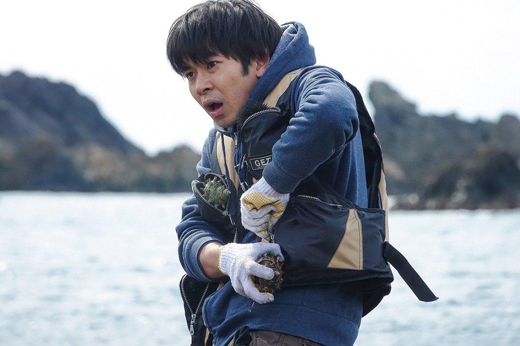 日本人氣男星仲野太賀主演是枝裕和監製新作「不容易的爸爸」。圖/台北電影節提供