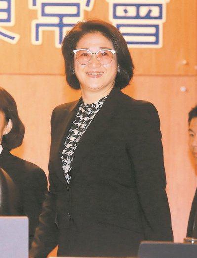 裕隆董事長嚴陳莉蓮。(本報系資料庫)