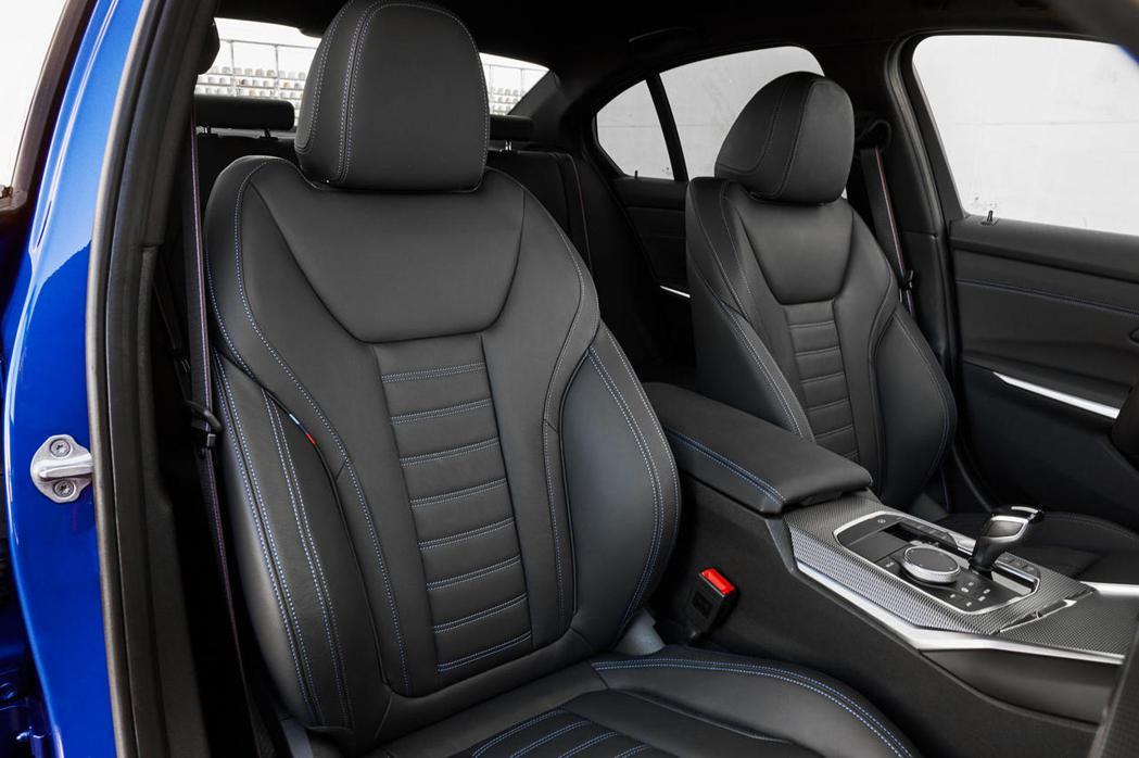 BMW 2021年式部分車款前座的安全帶捲收器出現問題。 摘自CarBuzz.c...
