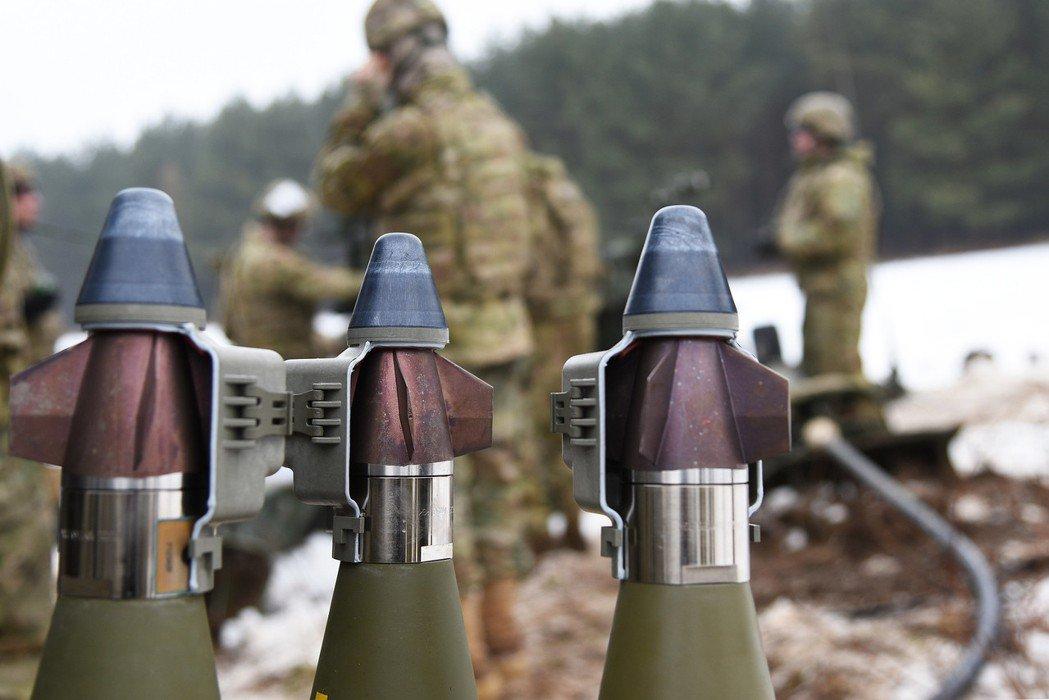 本次軍售改採普通砲彈上加裝GPS-M導引/控制翼面套件(M1156 Precision-Guidance Kit,或稱PGK)做為替代方案。 圖/取自USAASC