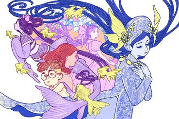 Masayo/無法訴說的愛,就用童話傳達:《魔法魚》中的酷兒與移民