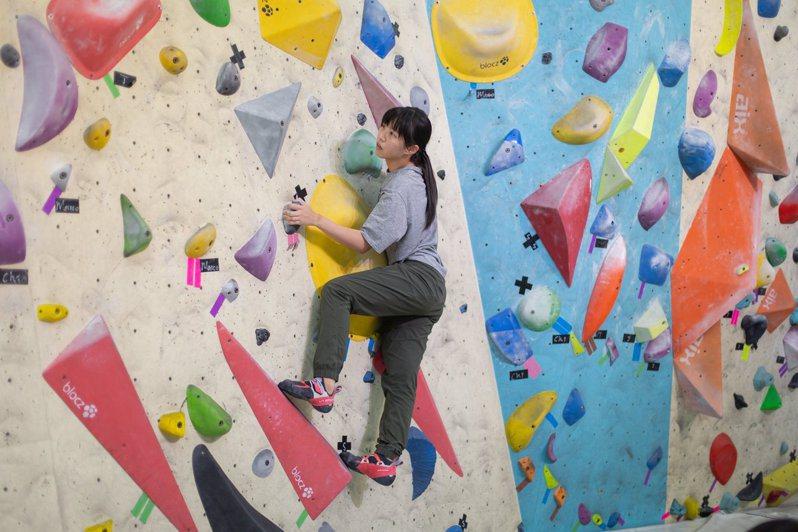 圖/POGO Bouldering Gym臉書粉專