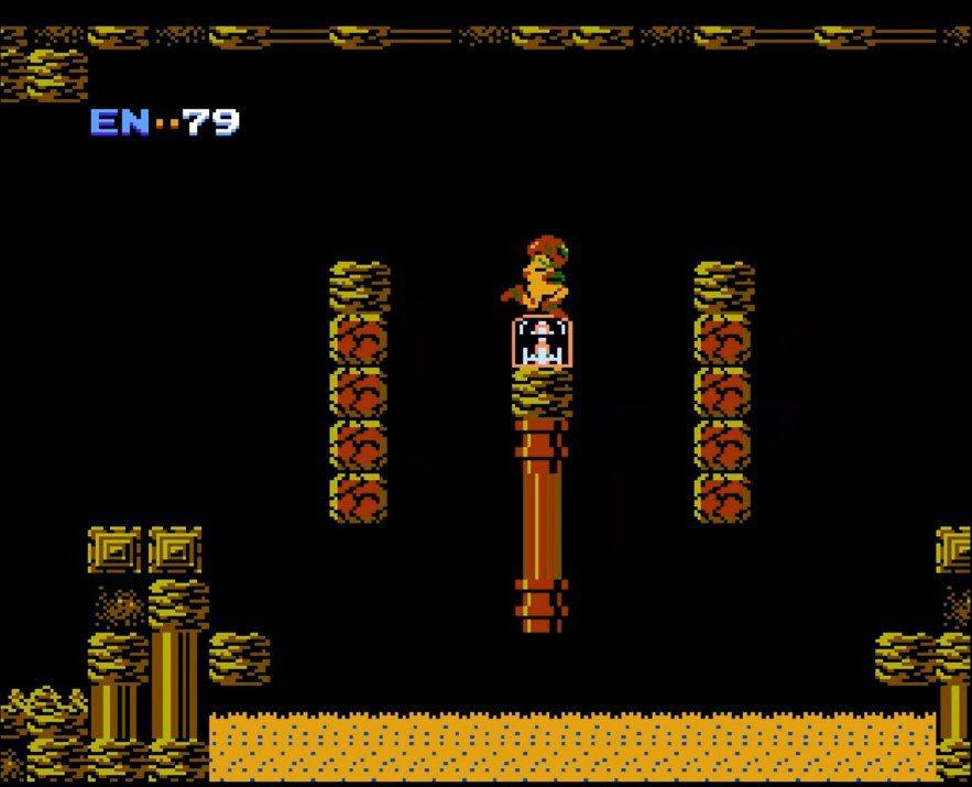 遊戲攻略中可以獲得各種道具,用來增加薩姆斯的能源(血量),或是強化一開始的武器手...