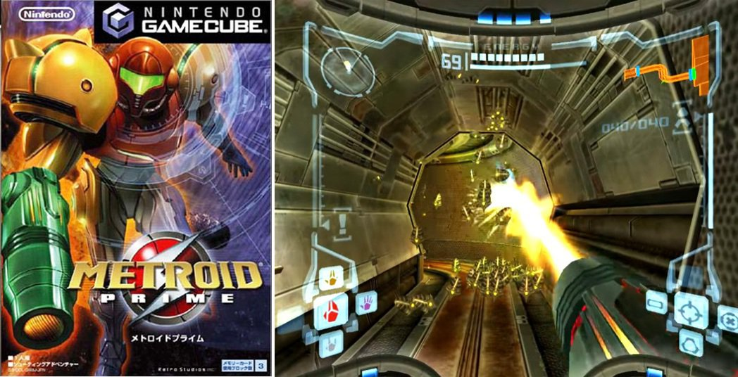 2002 年在 GameCube 上推出的《銀河戰士 Prime》,以第一人稱的...