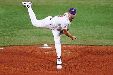 棒球/對日本最熟 美國爭金派出軟銀洋投先發