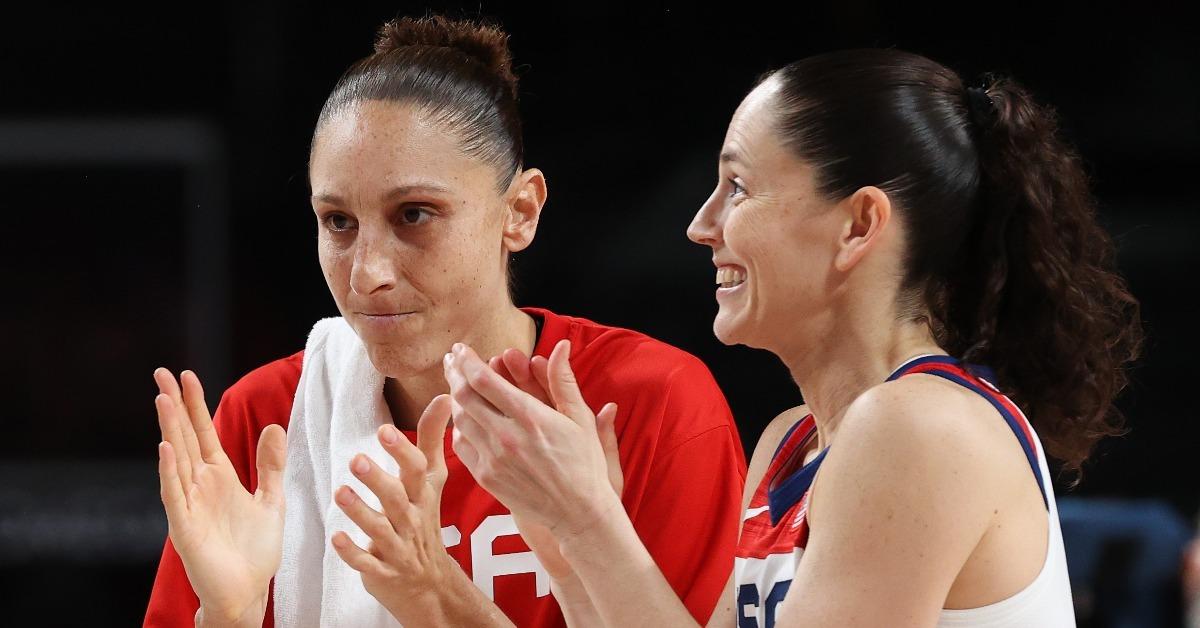 美国女篮4强轻骑过关 2球星有望挑战空前5金成就