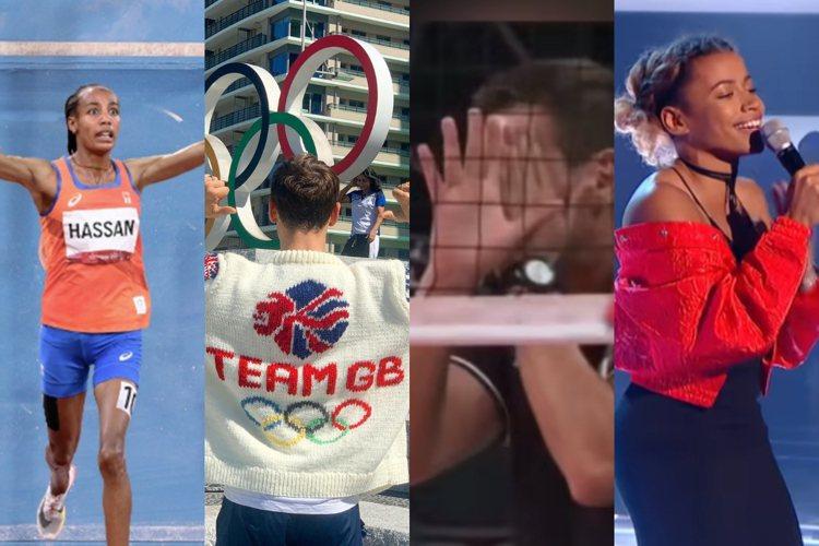 圖/擷自Olympic官方臉書、Tom Daley IG、抖音、YouTube