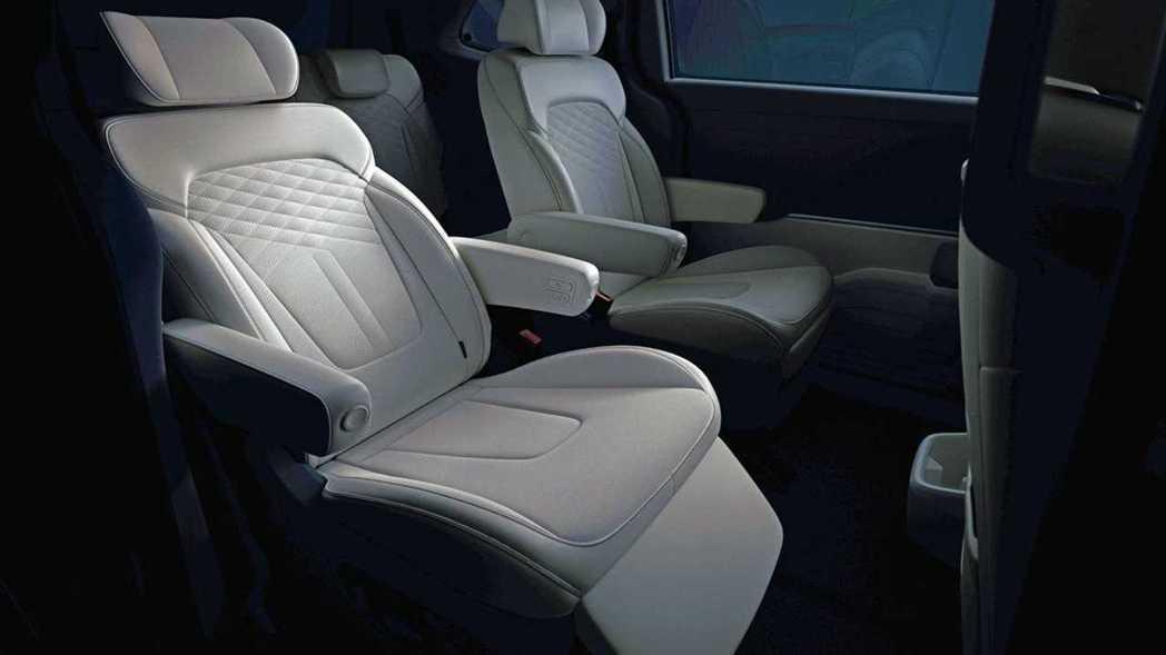 Hyundai Custo預計是2+2+3的座椅配置。 摘自北京現代