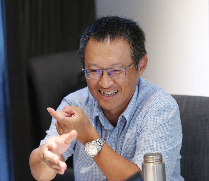 群聯電子董事長潘健成。記者邱德祥攝影/報系資料照