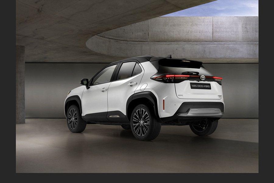 Toyota Yaris Cross。 Toyota提供