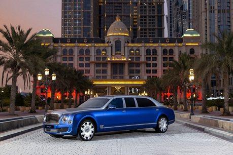 限量5台Bentley Mulliner手工加長型豪華房車再度釋出!